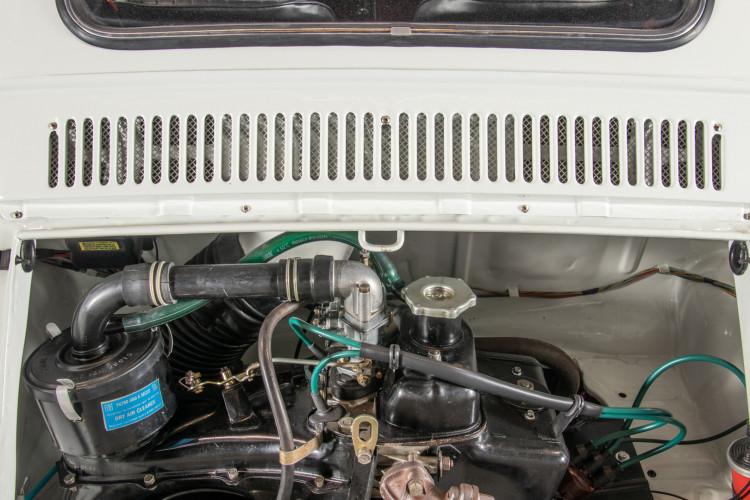 1972 Fiat 500 TV Giannini  25