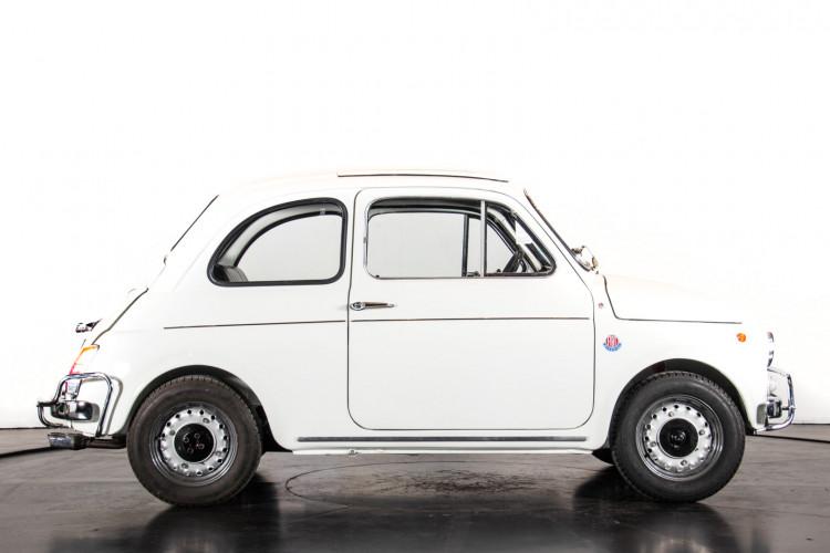 1972 Fiat 500 TV Giannini  5