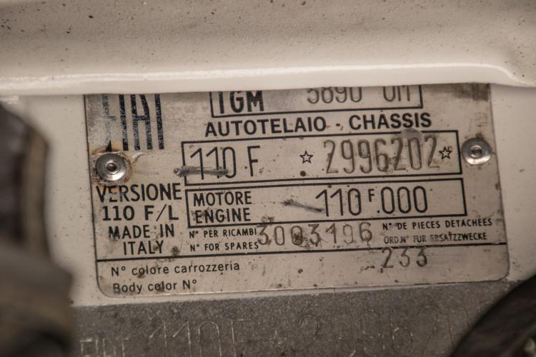 1972 Fiat 500 TV Giannini  31
