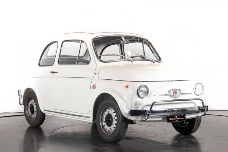 1972 Fiat 500 TV Giannini  6