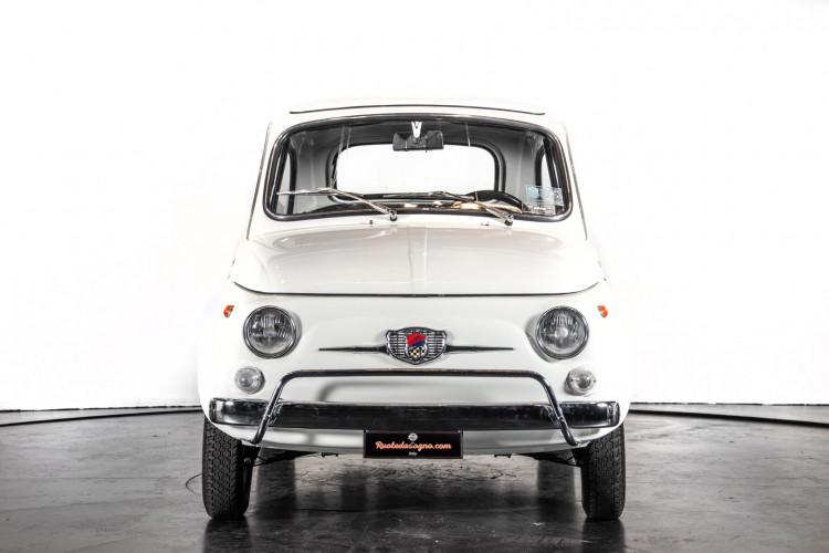 1972 Fiat 500 TV Giannini  7