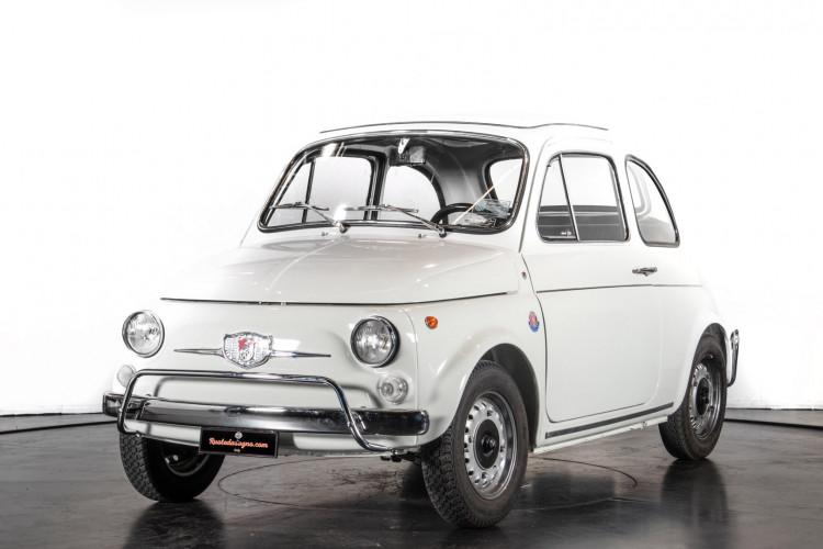 1972 Fiat 500 TV Giannini  0