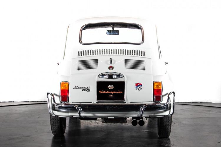 1972 Fiat 500 TV Giannini  3
