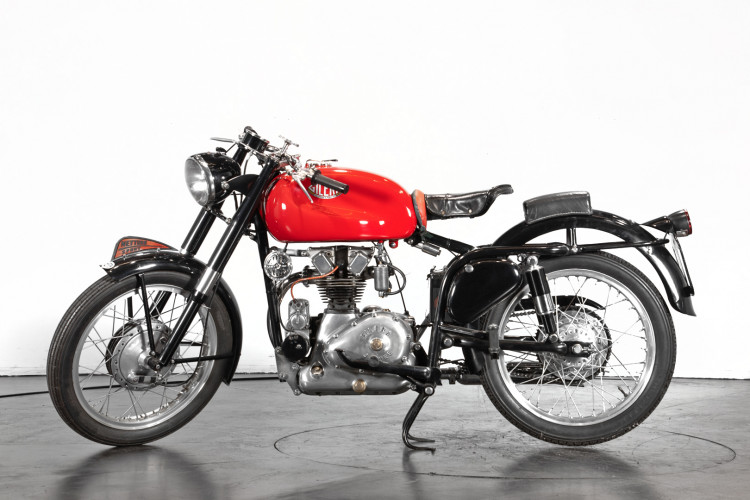 1952 Gilera Nettuno Sport 250 0