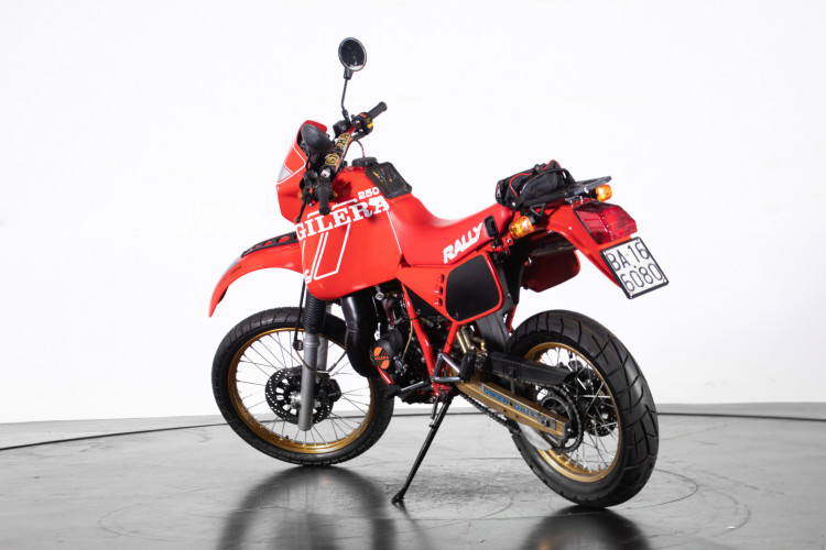 1988 GILERA RC TOP RALLY 250 11