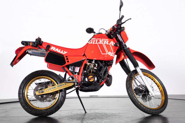 1988 GILERA RC TOP RALLY 250 2