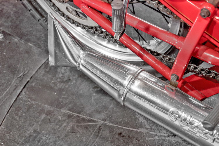1954 Moto Guzzi Airone Sport 250 22