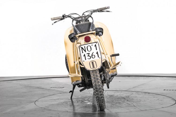 1951 Moto Guzzi Galletto 160 6