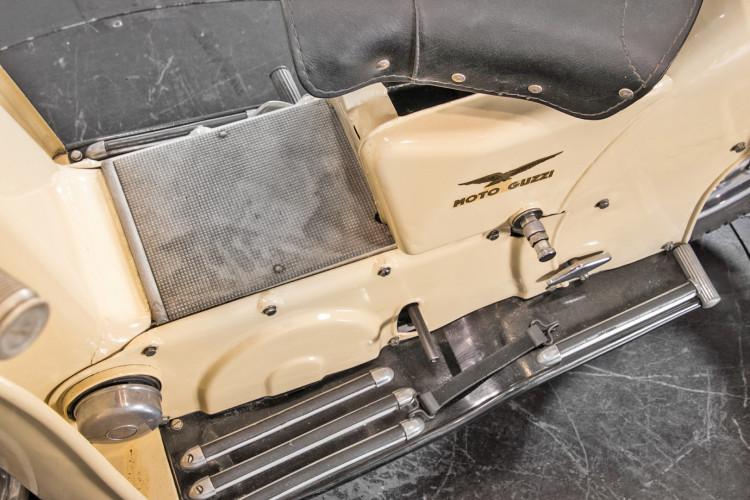 1951 Moto Guzzi Galletto 160 16