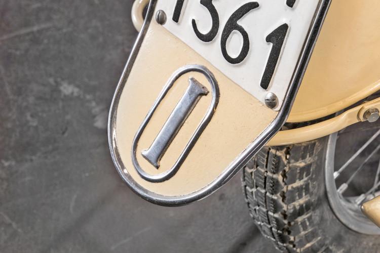 1951 Moto Guzzi Galletto 20