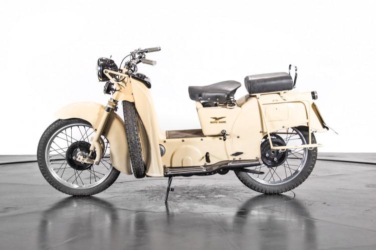 1951 Moto Guzzi Galletto 0
