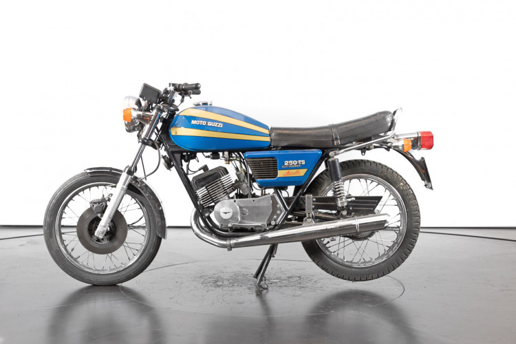 1976 Moto Guzzi 250 2C 2T 0