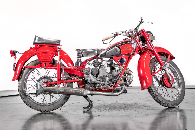 1960 Moto Guzzi GTV 500 4