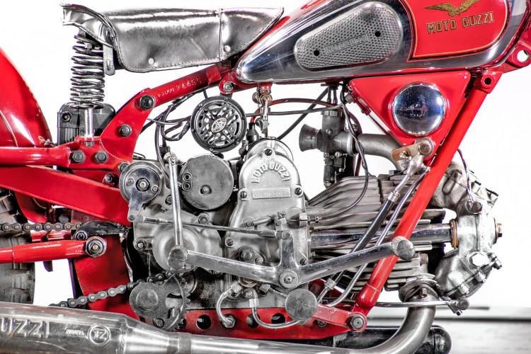 1960 Moto Guzzi GTV 500 9
