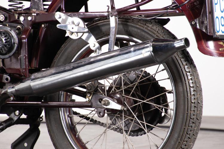 1950 Moto Guzzi 500/SA 8