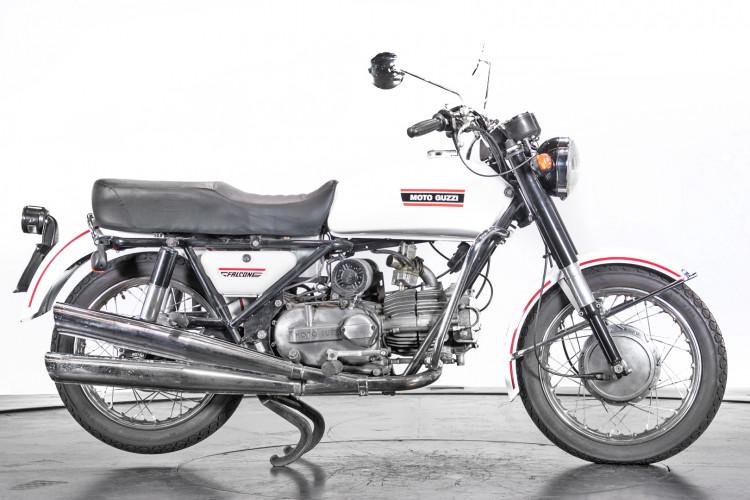 1974 Moto Guzzi Falcone 4