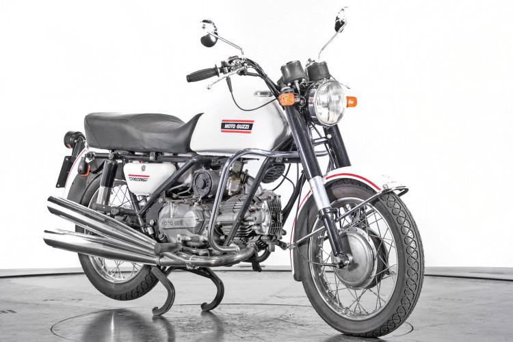1974 Moto Guzzi Falcone 3