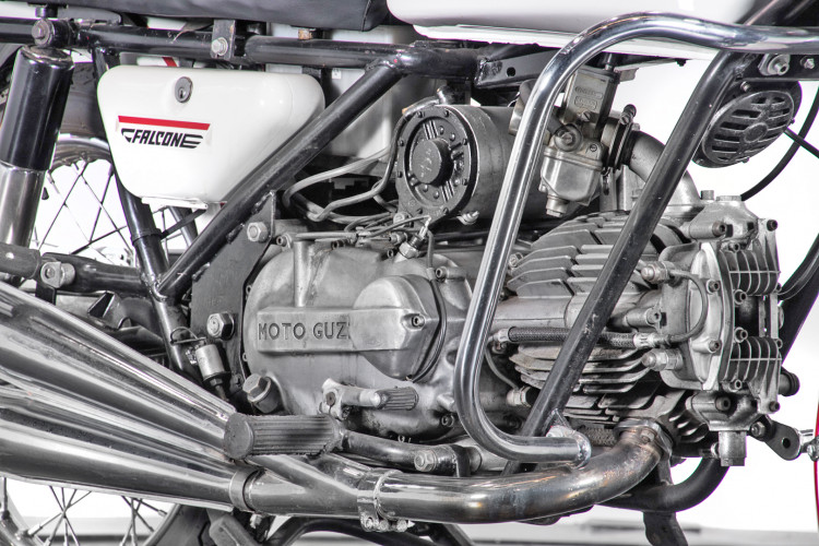 1974 Moto Guzzi Falcone 8