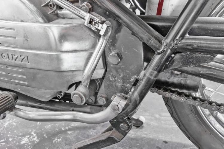 1974 Moto Guzzi Falcone 21