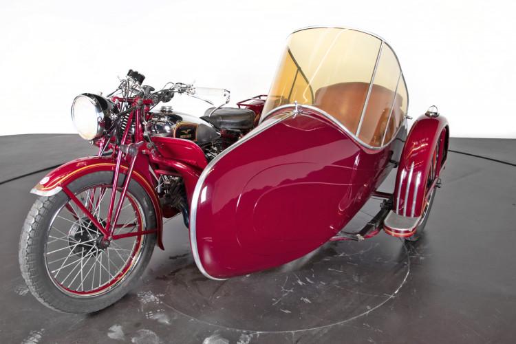 1950 Moto Guzzi S 500 Sidecar 4
