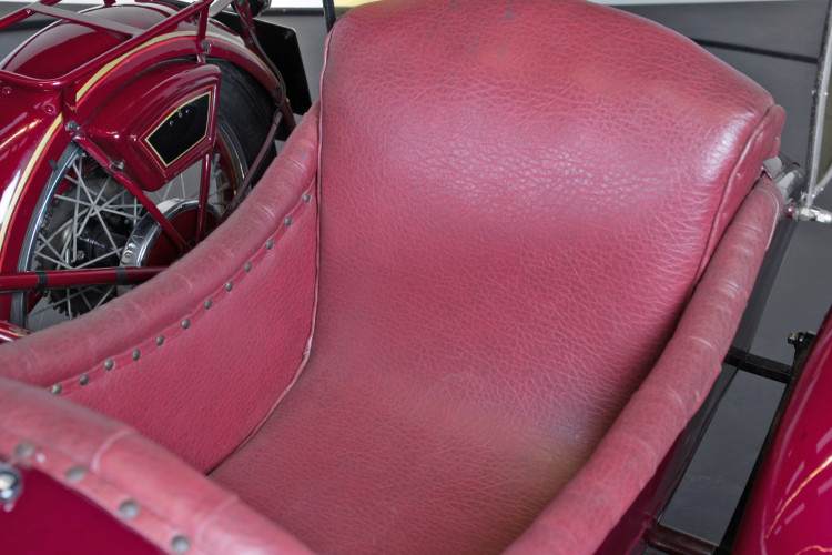 1950 Moto Guzzi S 500 Sidecar 24