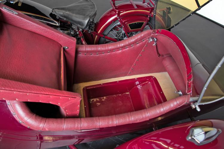 1950 Moto Guzzi S 500 Sidecar 25
