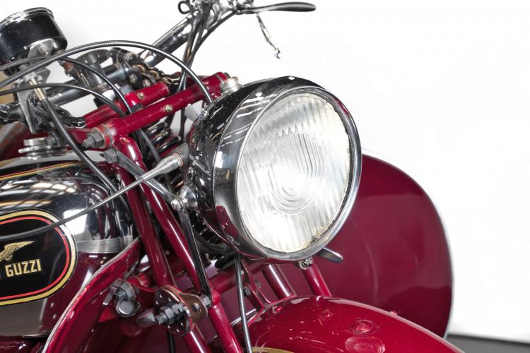 1950 Moto Guzzi S 500 Sidecar 34