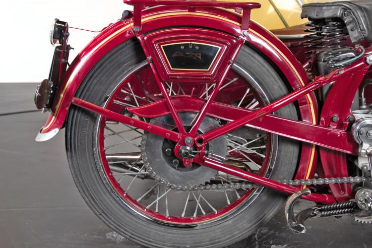 1950 Moto Guzzi S 500 Sidecar 8