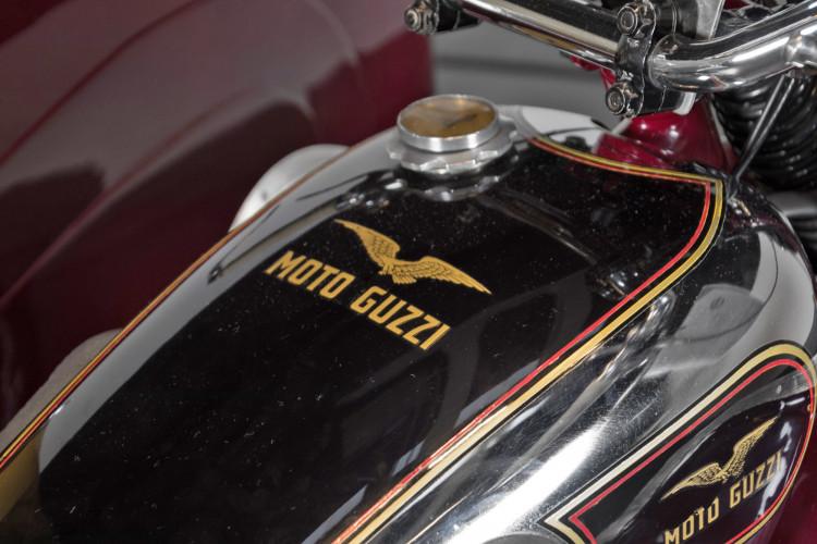 1950 Moto Guzzi S 500 Sidecar 10