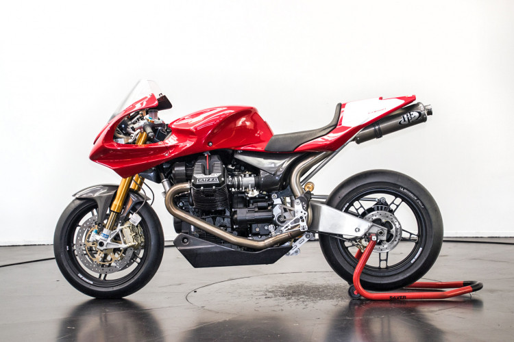 2009 Moto Guzzi MGS-01 0
