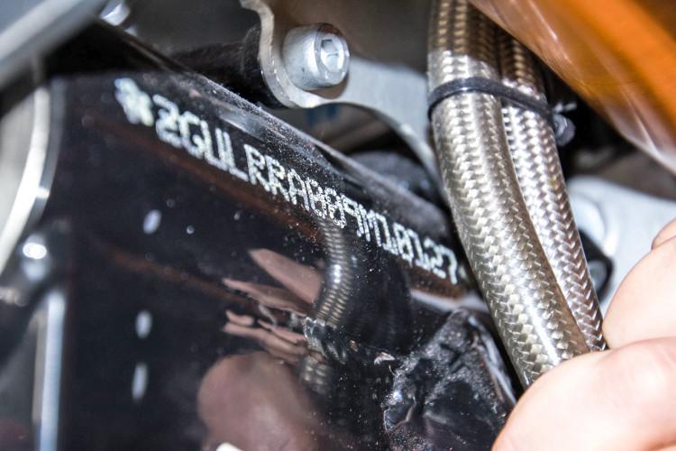 2009 Moto Guzzi MGS-01 13