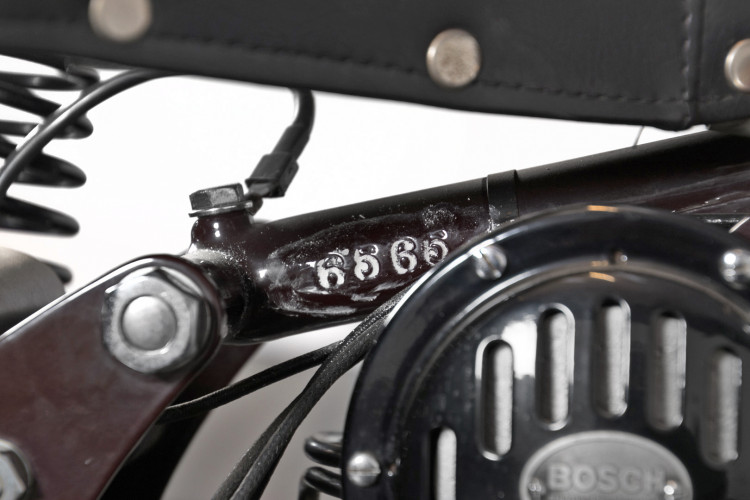 1971 Moto Guzzi 500 GTS 14