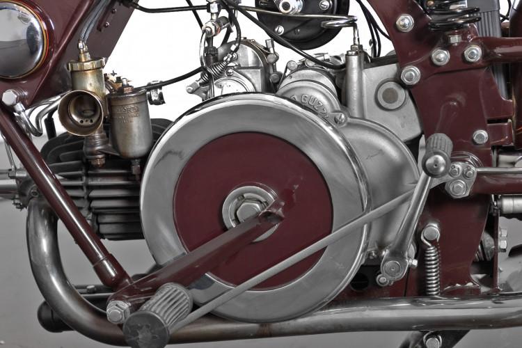 1971 Moto Guzzi 500 GTS 9