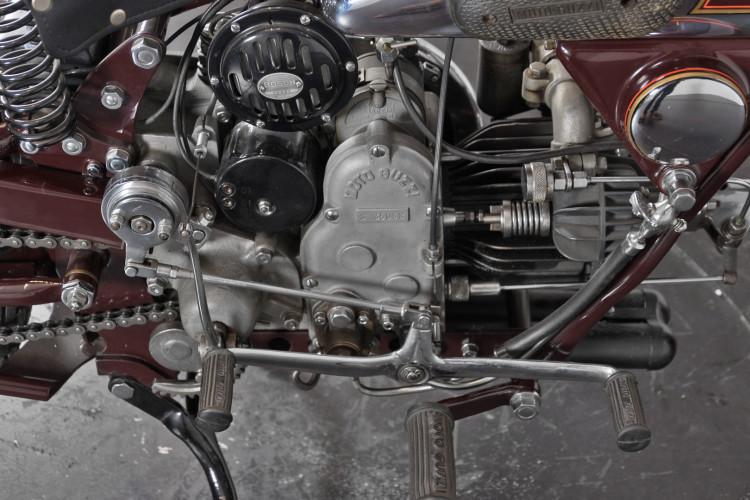 1971 Moto Guzzi 500 GTS 6