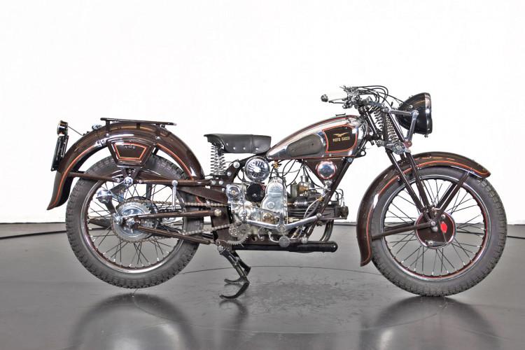 1951 Moto Guzzi 500 2