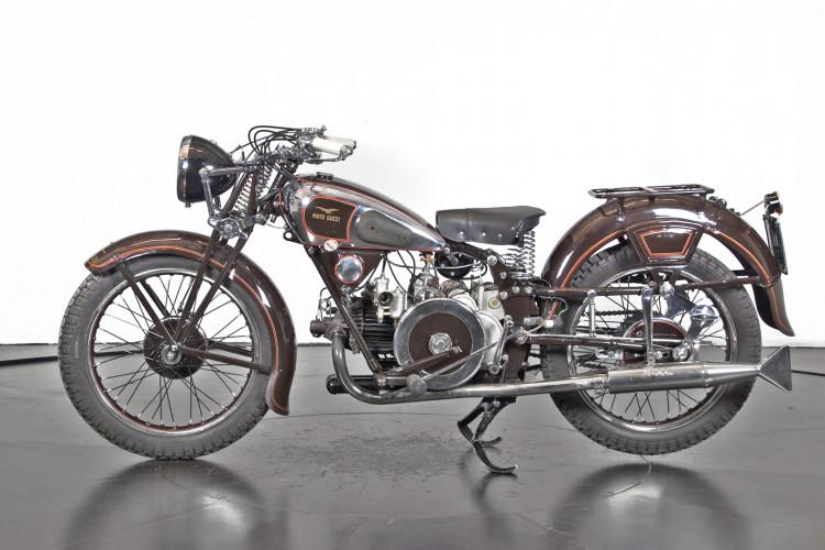1951 Moto Guzzi 500 0