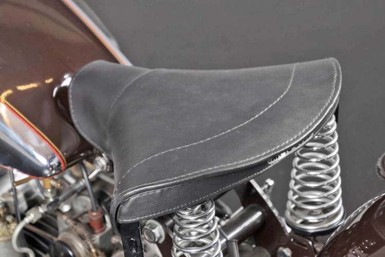 1951 Moto Guzzi 500 4