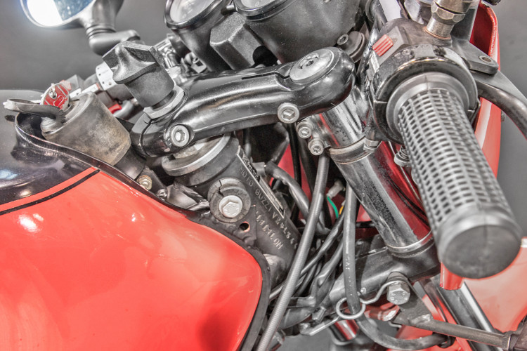 1977 Moto Guzzi Le Mans VE 850 13