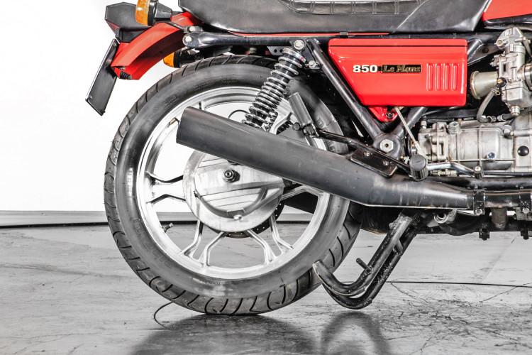 1977 Moto Guzzi Le Mans VE 850 6