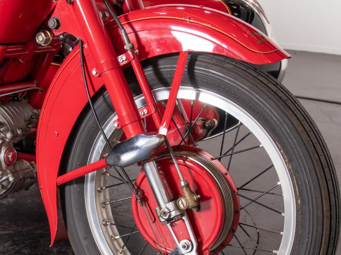 1975 Moto Guzzi 500 FS Sidecar 31