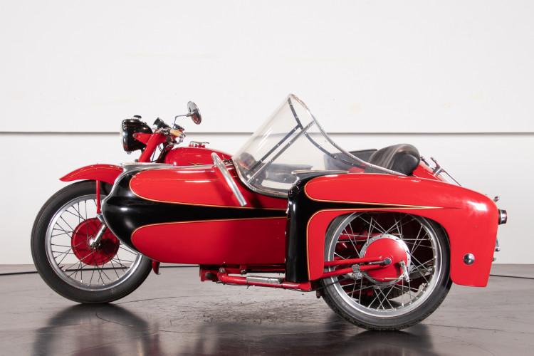 1975 Moto Guzzi 500 FS Sidecar 1