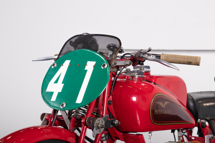1948 Moto Guzzi Replica Albatros 250 8