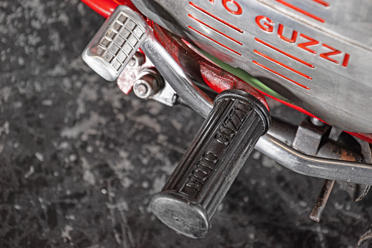1978 MOTO GUZZI 500 NF 18