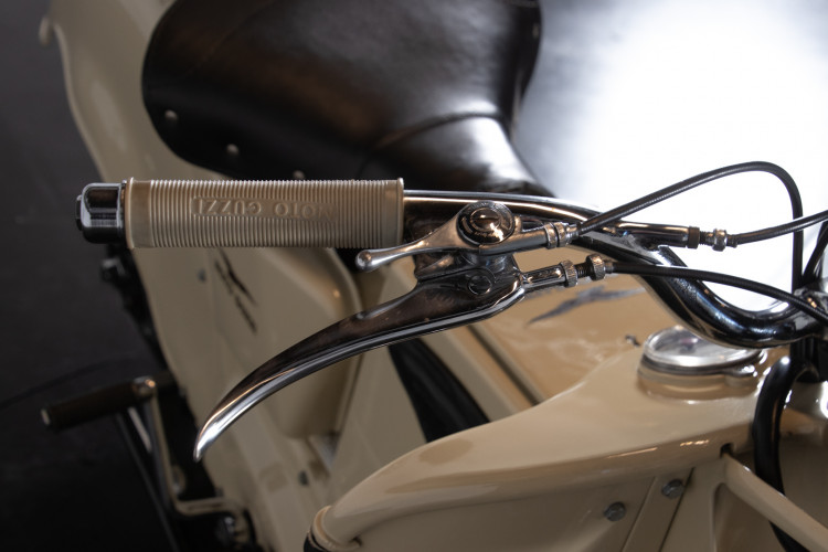 1954 moto guzzi galletto 175 9