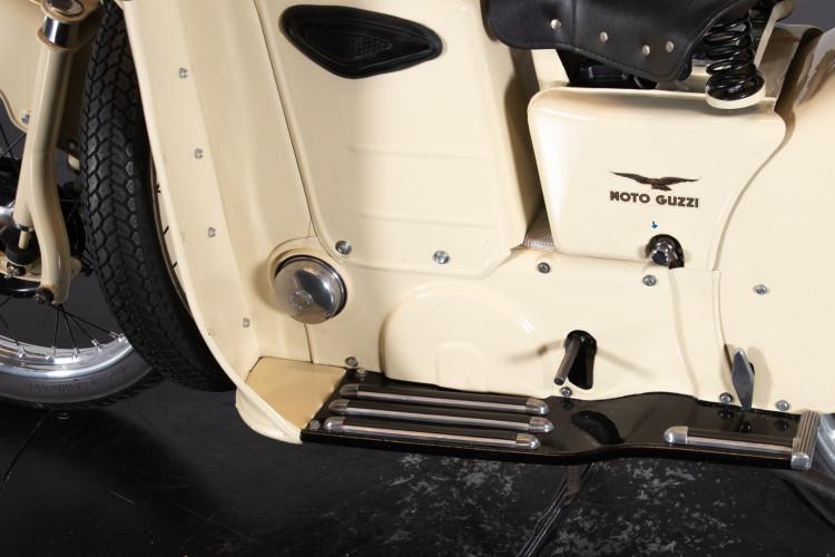 1954 moto guzzi galletto 175 14