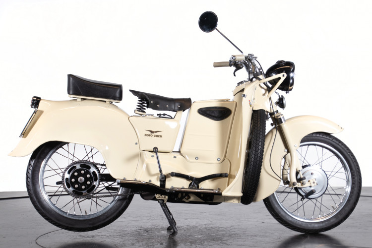 1954 moto guzzi galletto 175 2