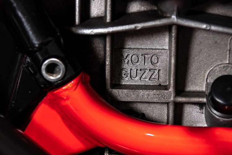 1985 Moto Guzzi le mans 1000 7