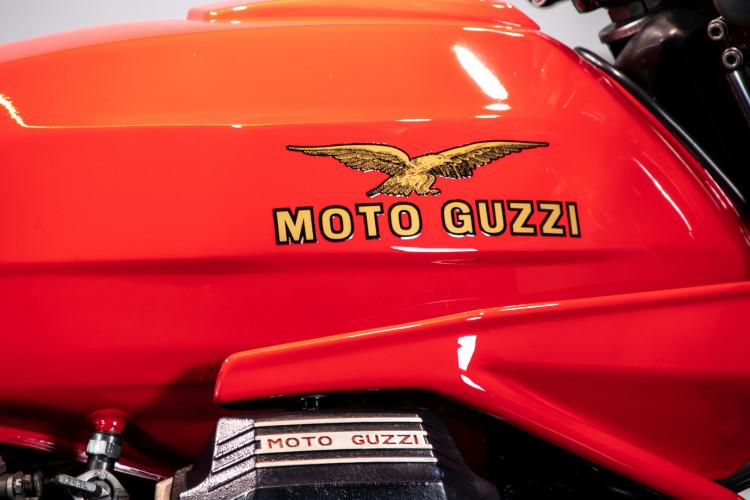 1985 Moto Guzzi le mans 1000 25