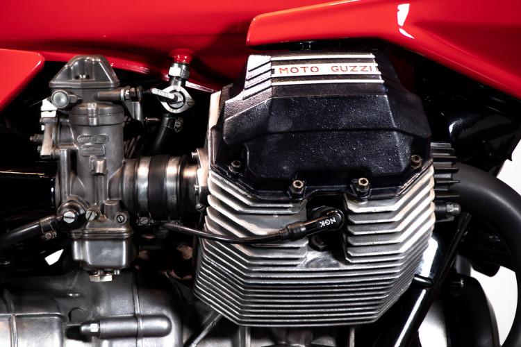 1985 Moto Guzzi le mans 1000 24