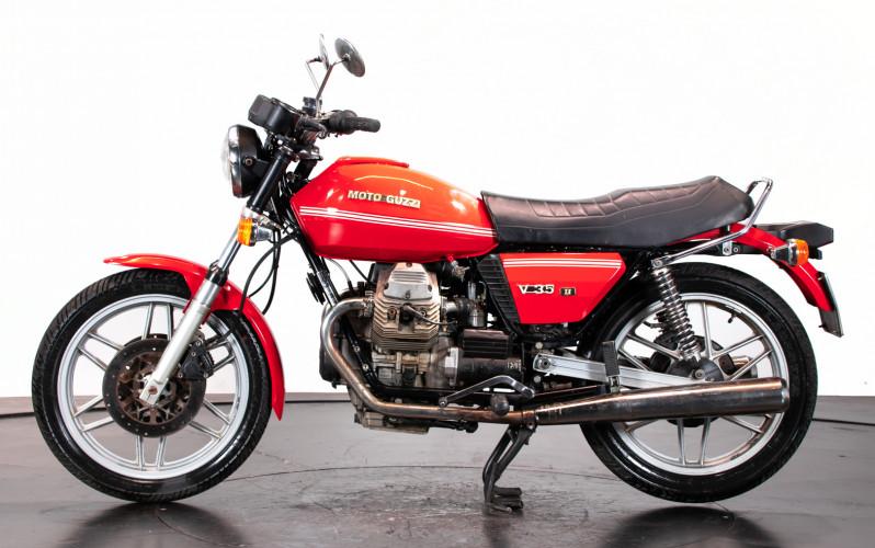 1981 MOTO GUZZI V35 II 0